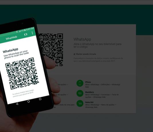 WhatsApp web para celular sem pc