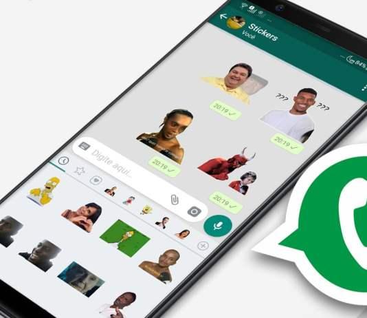 como baixar usar ou fazer stickers para whatsapp
