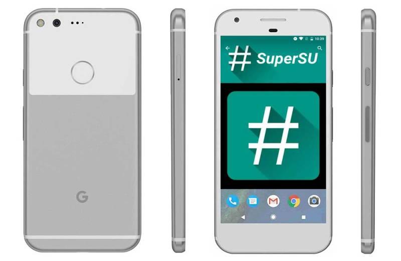 google-pixel-super-su