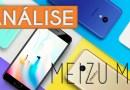 Análise – Smartphone Meizu M5