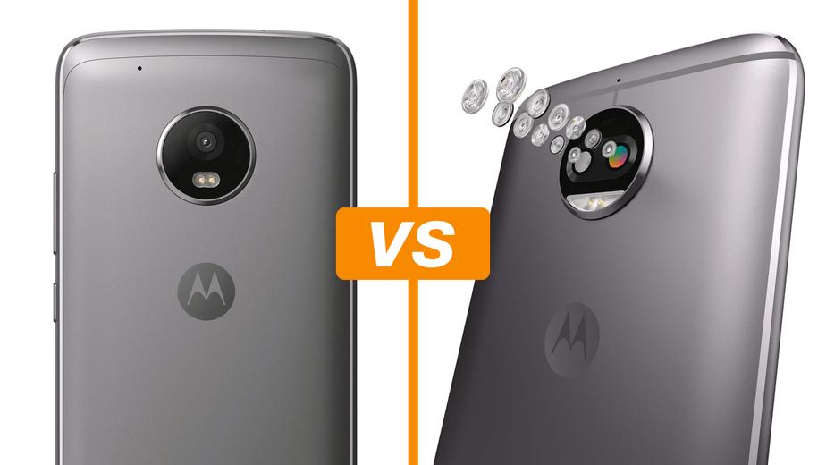 Moto G5 Plus vs Moto G5S Plus: veja quem é melhor