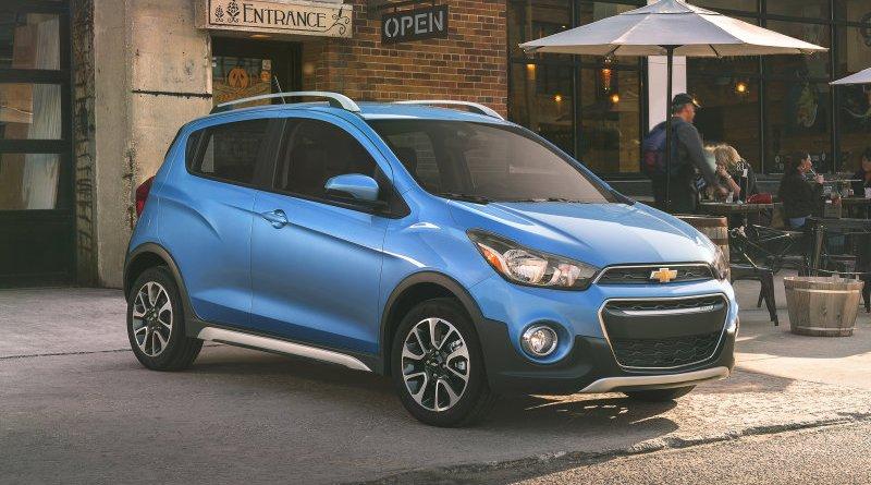 Novo Chevrolet Spark 2019