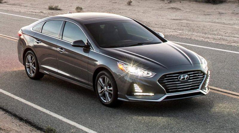 Novo Hyundai Sonata 2019