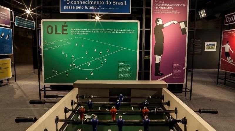 Museu do Futebol leva exposição ao Museu da Comunicação de Porto Alegre