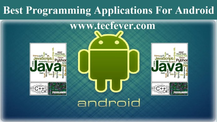 Best Programming Applications For Android