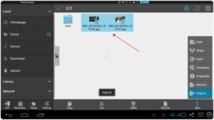Its Easy To Download WhatsApp Media From Bluestacks5