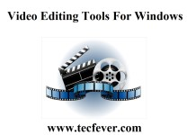 Video Editing Tools For Windows