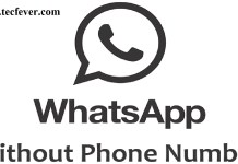 Whatsapp Without Phone Number