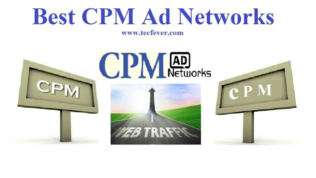 Best CPM Ad Networks For Publisher's Sites