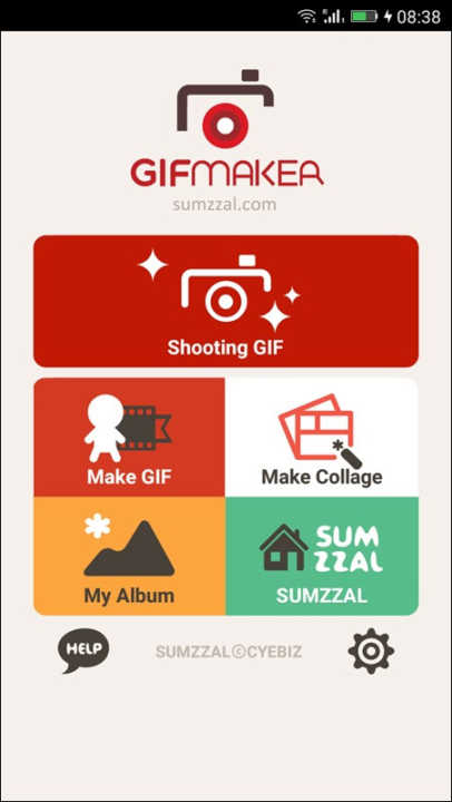 Create Animated GIF On Android 1