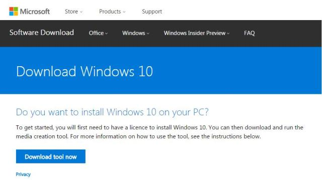 Download Windows 10 For Free (Legal)1