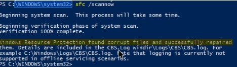 How To Fix Corrupted Files In Windows5