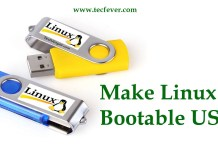 Make Linux Bootable USB