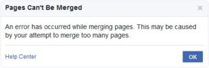 Merge Your Facebook Pages4