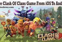 How To Move Clash Of Clans Game From iOS To Android