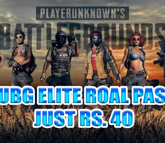 PUBG Elite Pass Just Rs 40 New Trick is Out and No Ban