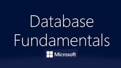 Photo of Curso gratuito e com certificado: Conceitos básicos de banco de dados da Microsoft