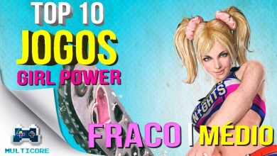 Photo of Top 10 jogos Girl Power – Multicore