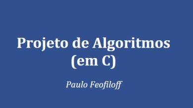 Photo of Site ensina projetos de algoritmos em linguagem de programação C de graça