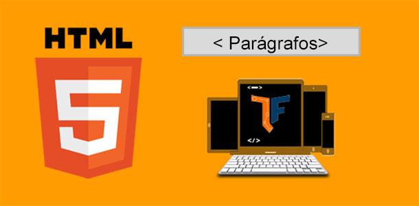 Parágrafos HTML