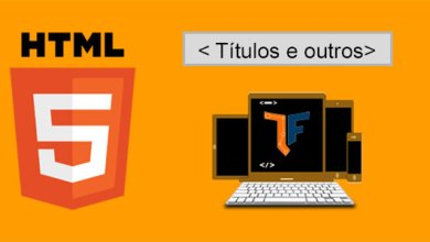 Photo of Títulos do H1 ao H6 em HTML