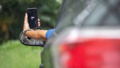 Uber vai ter função no aplicativo para gravar áudio de conversas durante corridas. — Foto: Celso Tavares