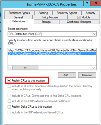 PKI Part 3 - implement a PKI with Active Directory