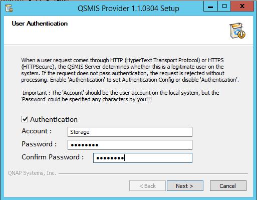 Implement QNAP storage for Hyper-V Cluster from VMM