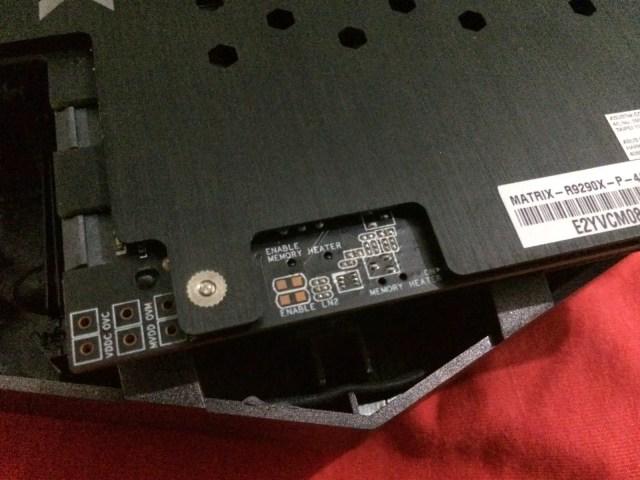 Unboxing & Review: ASUS Radeon R9 290X Matrix Platinum 64