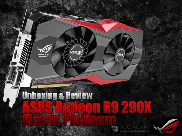 Unboxing & Review: ASUS Radeon R9 290X Matrix Platinum 47