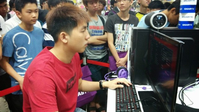 Quick Coverage on Mushi & Gigabyte Fan Meeting Event @Viewnet Low Yat Plaza 13