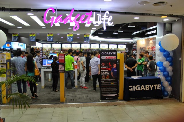 Quick Coverage on Mushi & Gigabyte Fan Meeting Event @Viewnet Low Yat Plaza 2