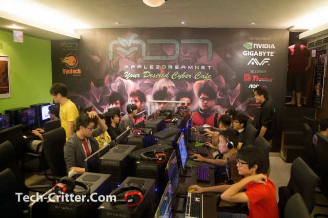 Brief coverage of the Applez Dream Net Dota 2 Championshio 2014 by TTEsports 59