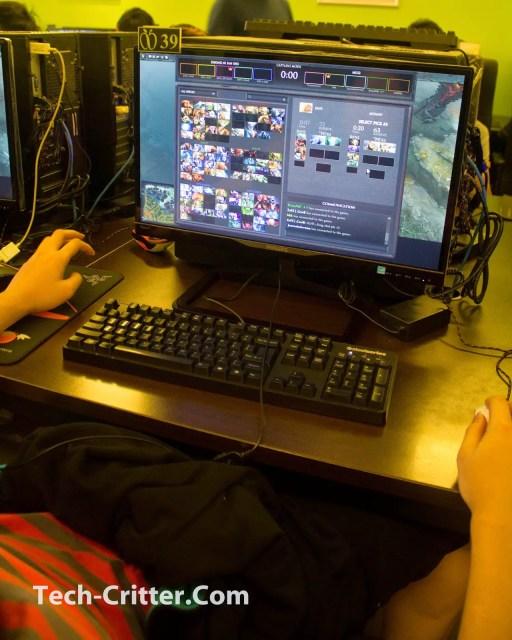 Brief coverage of the Applez Dream Net Dota 2 Championshio 2014 by TTEsports 70