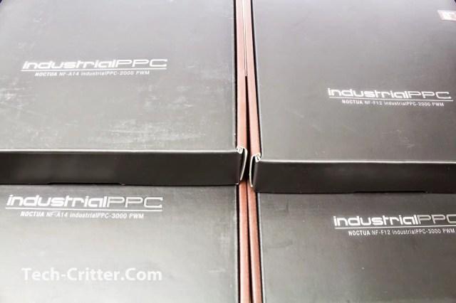 Unboxing & Review: Noctua Redux & IndustrialPPC 60