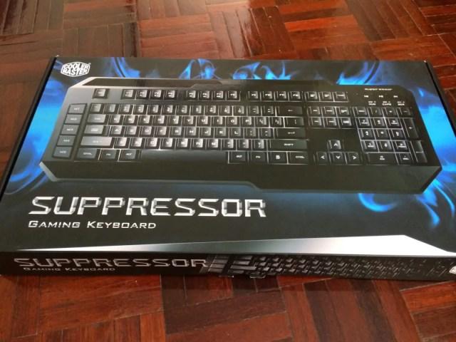 Unboxing & Review: CM Storm Suppressor 53