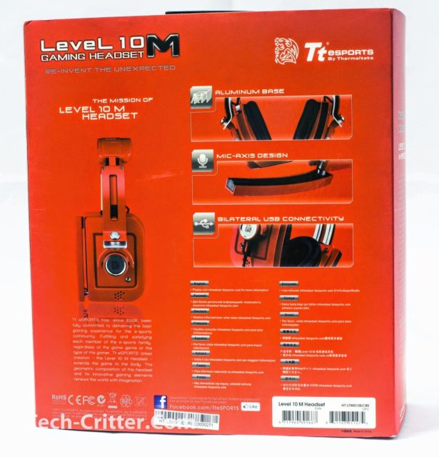 Unboxing & Review: TTEsports LVL10M Gaming Headset 51
