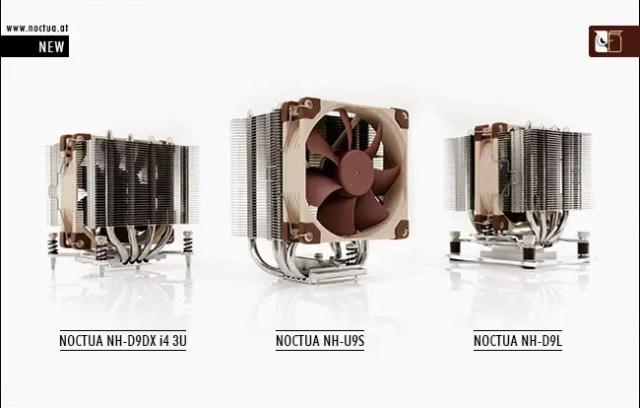 Noctua presents three new 92mm premium coolers 3