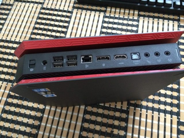 Unboxing & Review: ASUS ROG GR8 Gaming Console PC 76