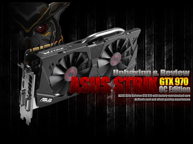Unboxing & Review: ASUS STRIX GTX 970 OC Edition 31