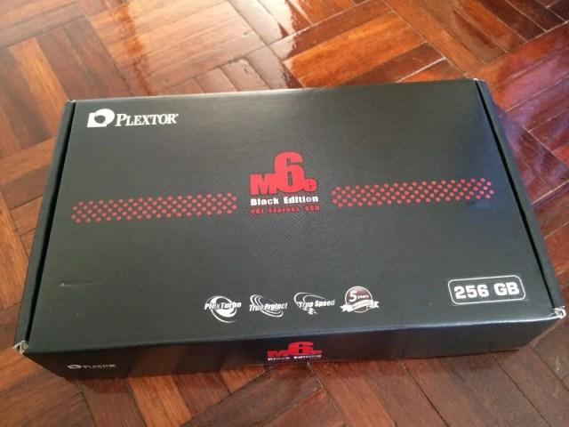 Unboxing & Review: Plextor M6e Black Edition PCIe SSD 67