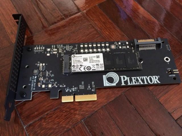 Unboxing & Review: Plextor M6e Black Edition PCIe SSD 74