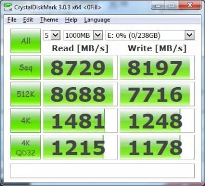 Unboxing & Review: Plextor M6e Black Edition PCIe SSD 93