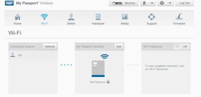 Unboxing & Review: Western Digital My Passport Wireless 1TB 74