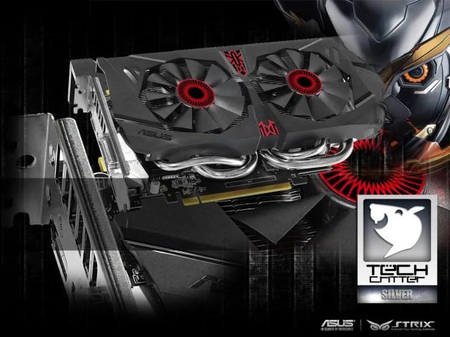 Unboxing & Review: ASUS Strix GTX960 23