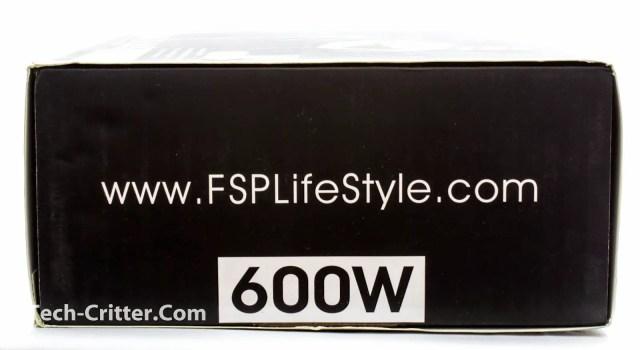 Unboxing & Overview: FSP Aurum 600W and Aurum CM 650W 68