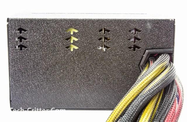 Unboxing & Overview: FSP Aurum 600W and Aurum CM 650W 78