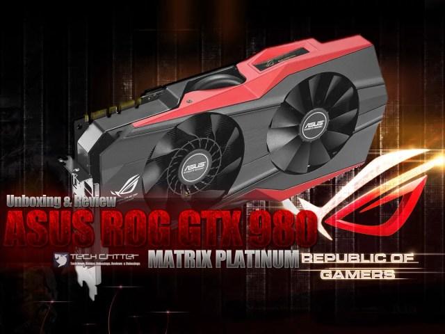 Unboxing & Review: ASUS ROG GTX 980 Matrix Platinum 47