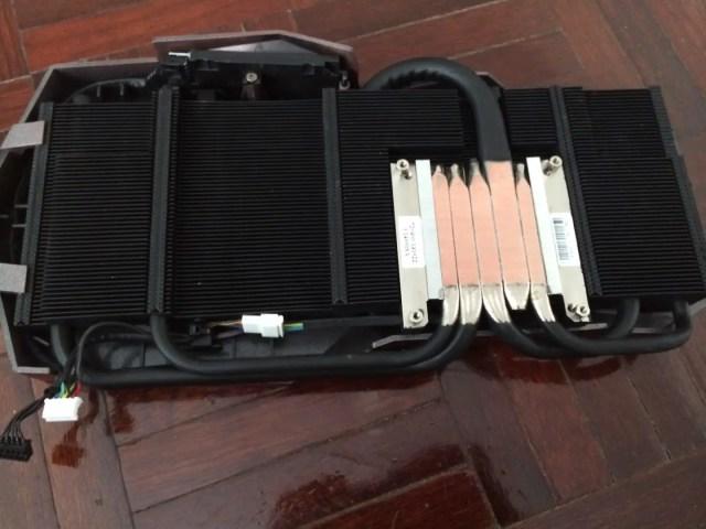 Unboxing & Review: ASUS ROG GTX 980 Matrix Platinum 59