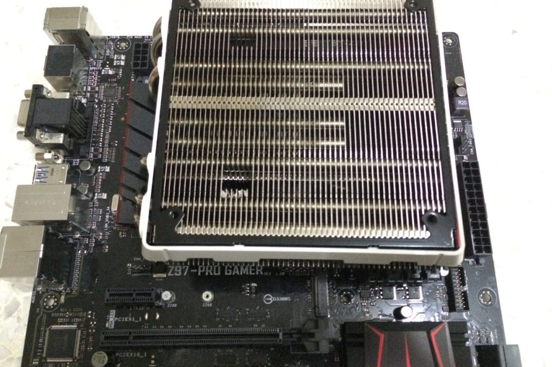 Unboxing & Review: CRYORIG C1 19